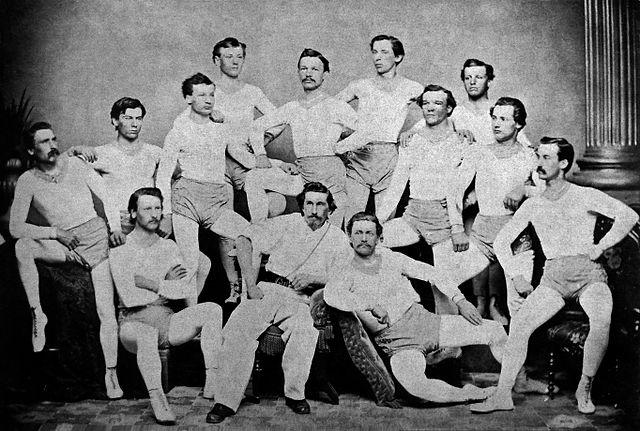 Milwaukee Turnverein, 1866 / Wikimedia Commons